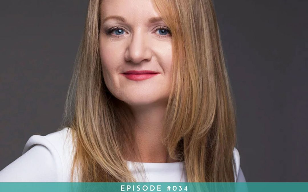 034: Finding Hope and Pain Relief for CRPS with Dr. Katinka van der Merwe