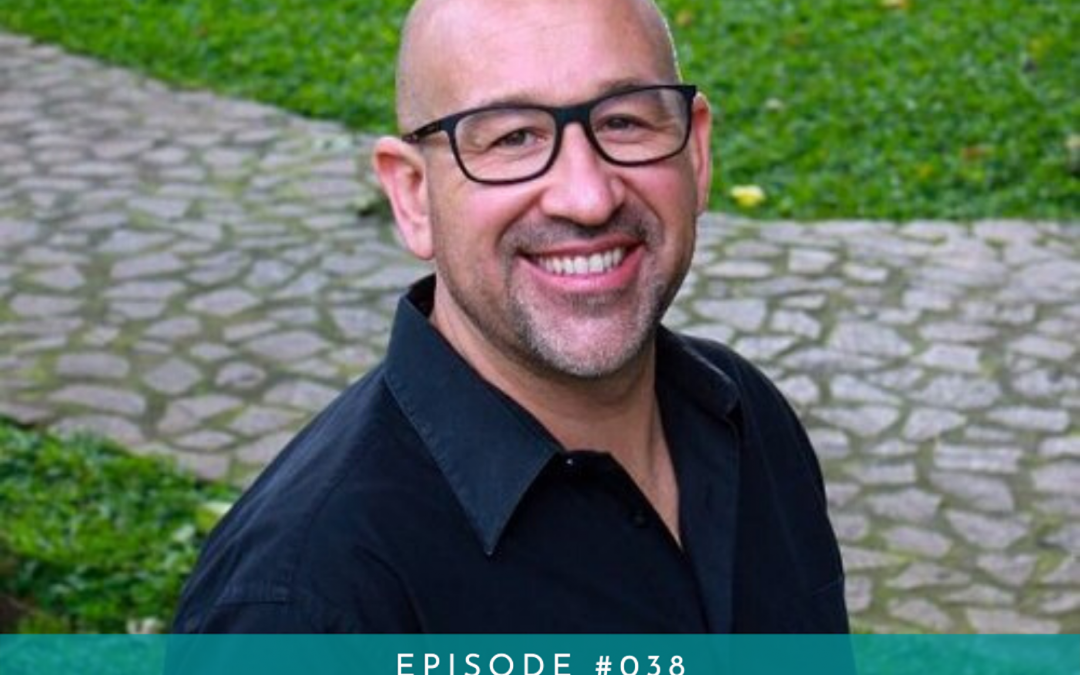 038: Facing Addiction, Healing Your Shame, and Standing for Others with Omar Pinto
