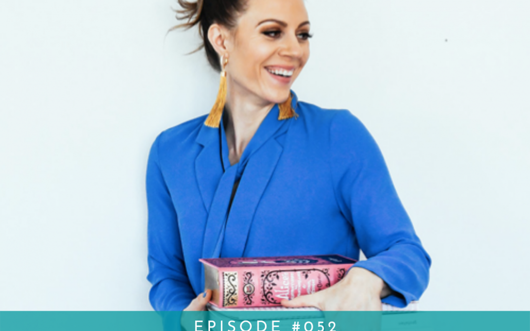 052: Write Your Story and Let It Be Found with Rea Frey