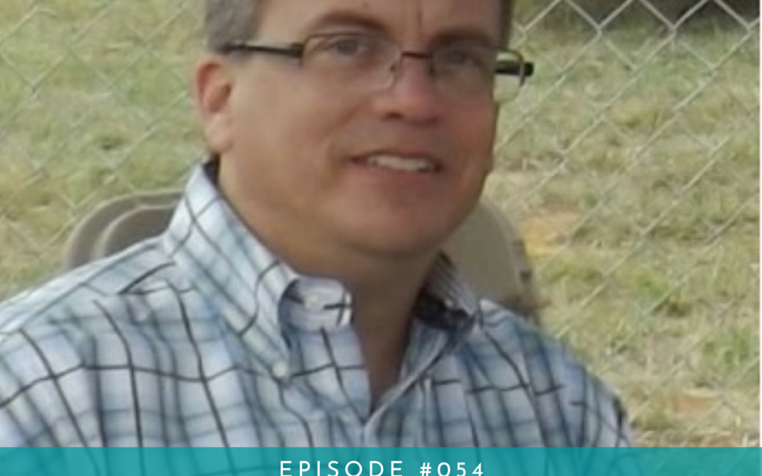 054: Living with Chronic Pain and Thriving with David Seward