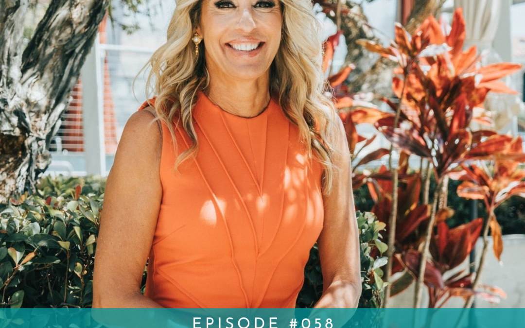 058: Get Into Action and Create the Domino Effect with Tina Marx