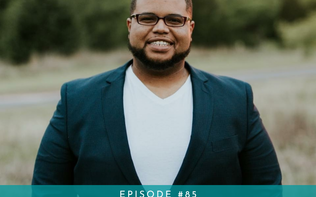 085: Get Out of Your Head and Stay in Your Heart with Marcus Black