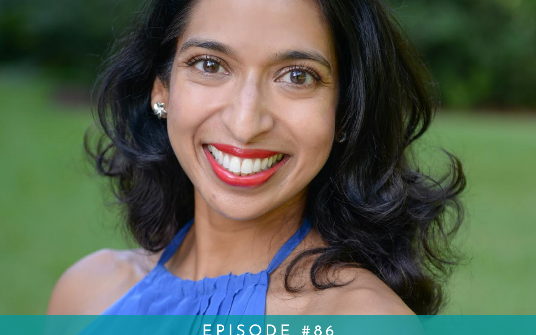 086: Think Like a Girl and Discover Your Confidence with Dr. Tracy Alloway