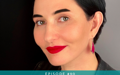 090: Claiming Space and Finding Courage with Eliza VanCort